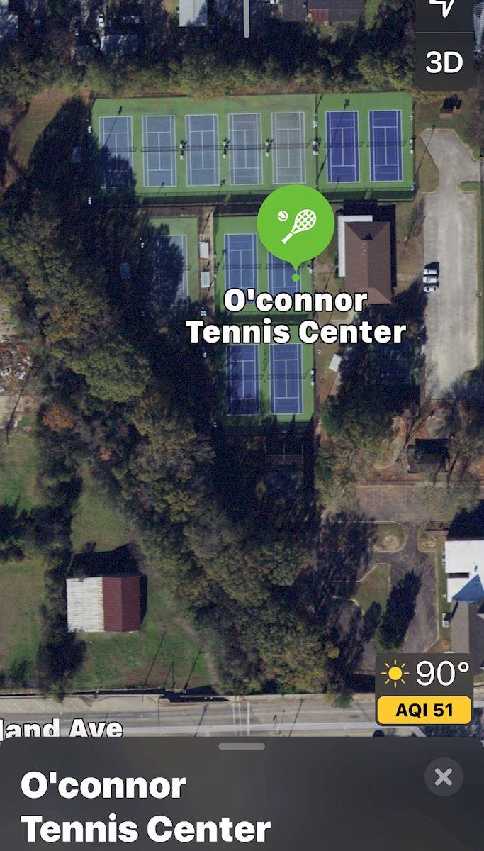 O'Connor Tennis Center