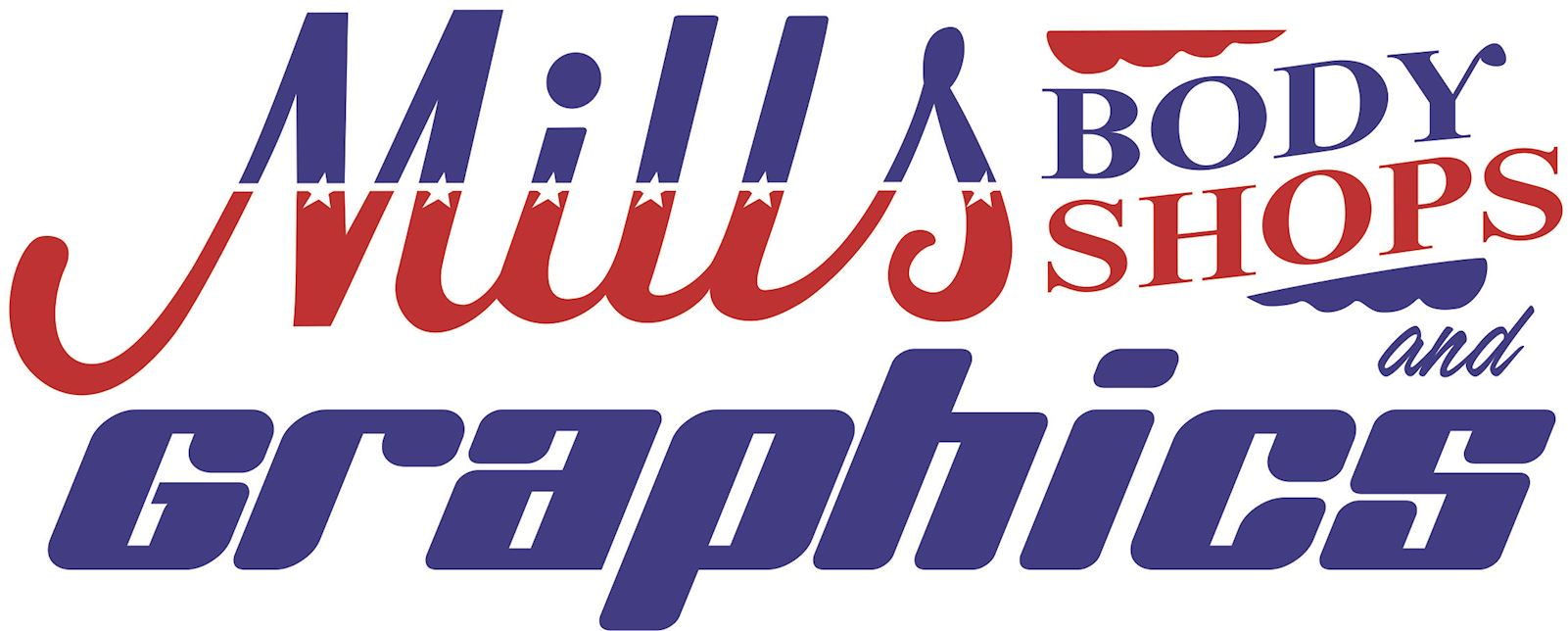 Mills Body Shops and Graphics