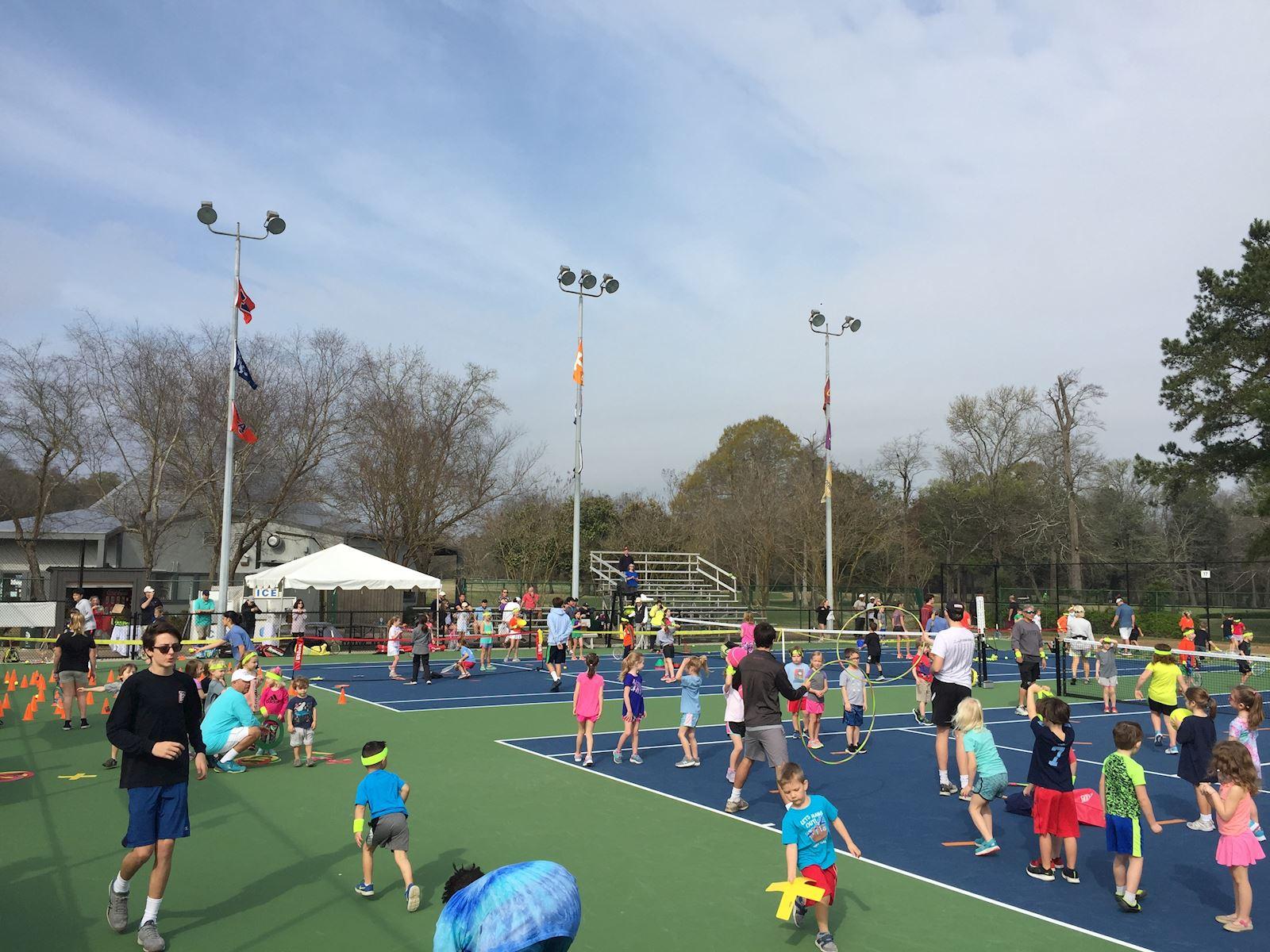 Lagoon Park Tennis Center